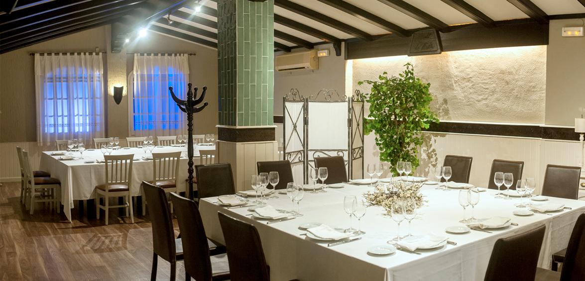 Menjador Altell. Celebracions, sopars privats. Masia Les Garrigues, les Borges Blanques Lleida